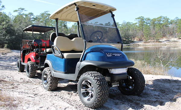 Golf Cart Repair Gainesville, FL