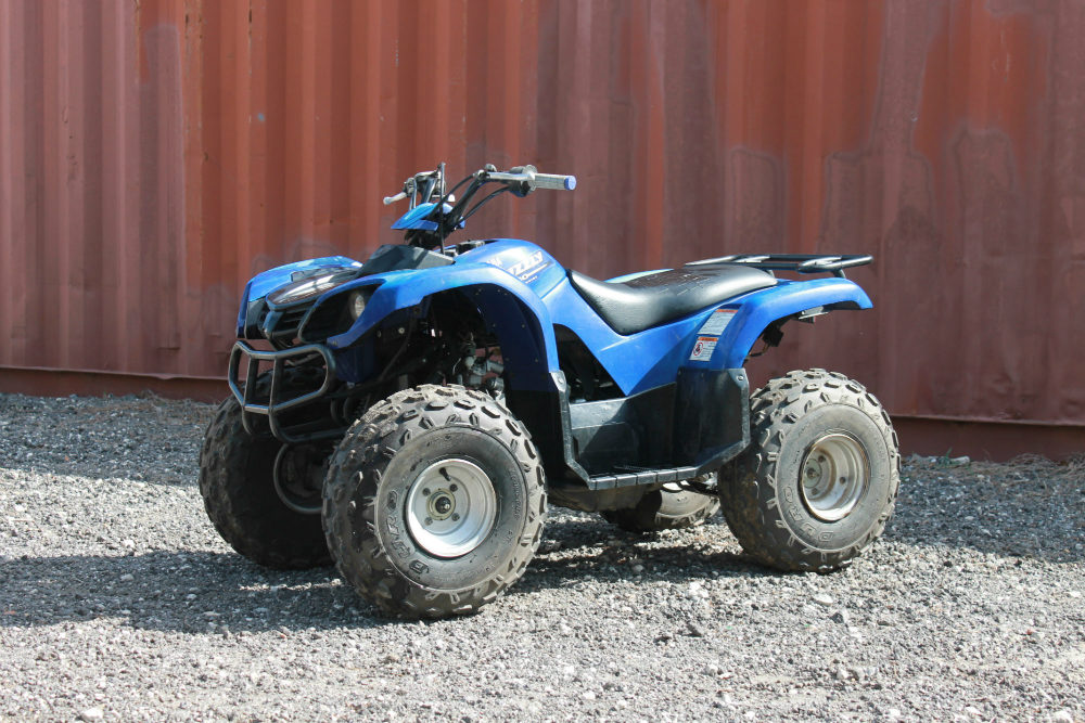 Double D Powersports - 2006 Yamaha Grizzly 80