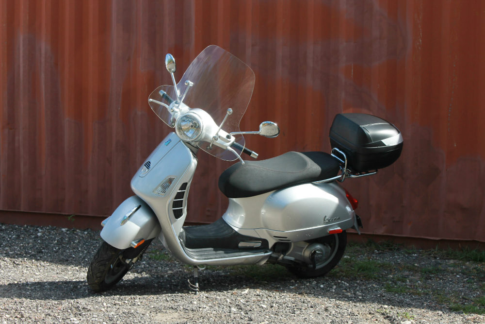 Double D Powersports - 2009 Vespa 250