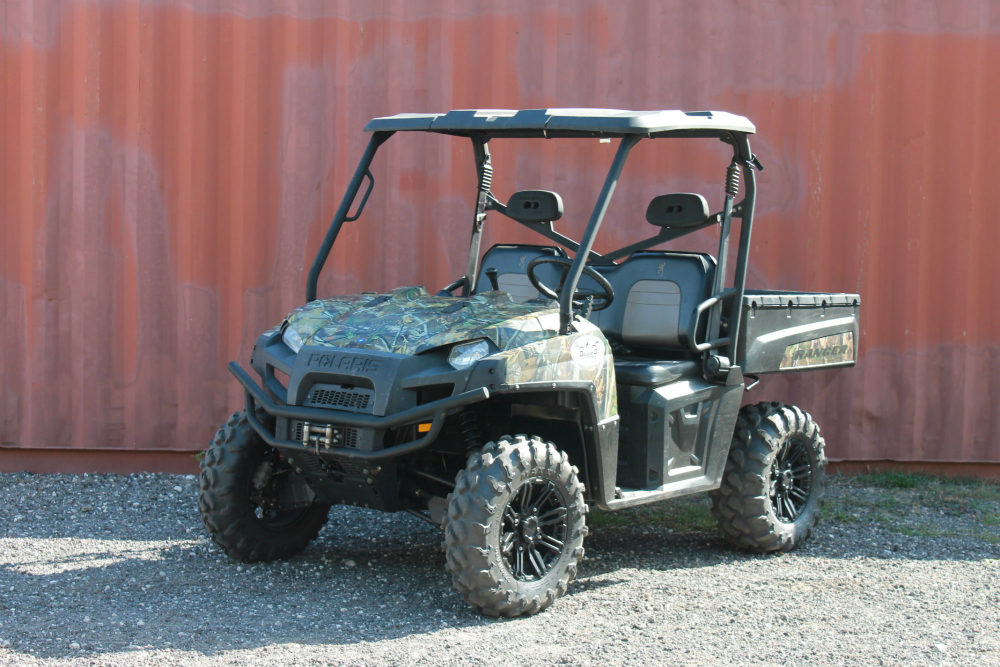 Double D Powersports - 2012 Polaris xp800
