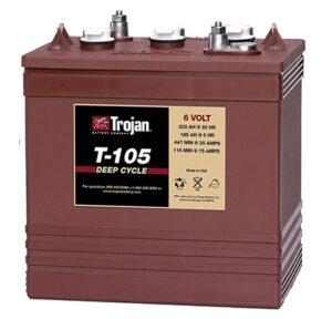 Trojan T-105 6v Battery